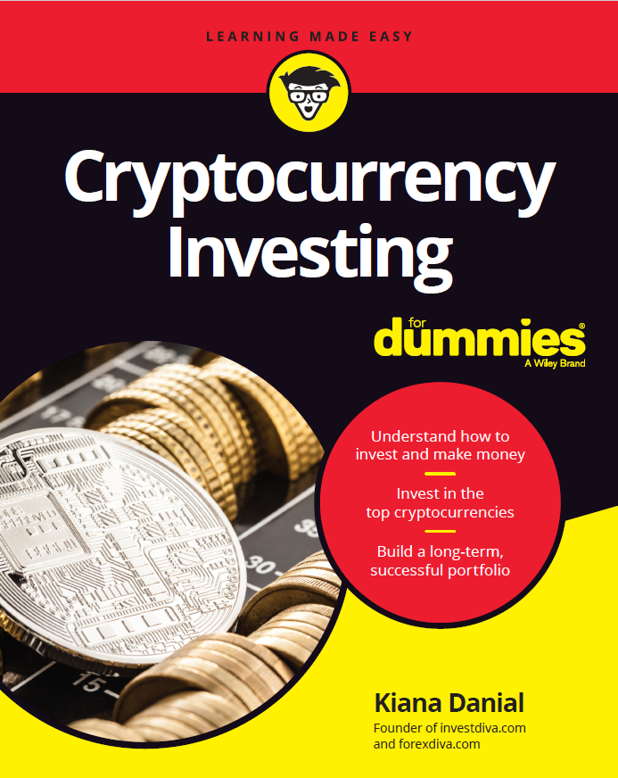 Cryptocurrency Investing for Dummies front cover